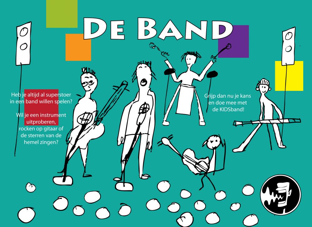Flyer | KidsBand Hermans Herrie