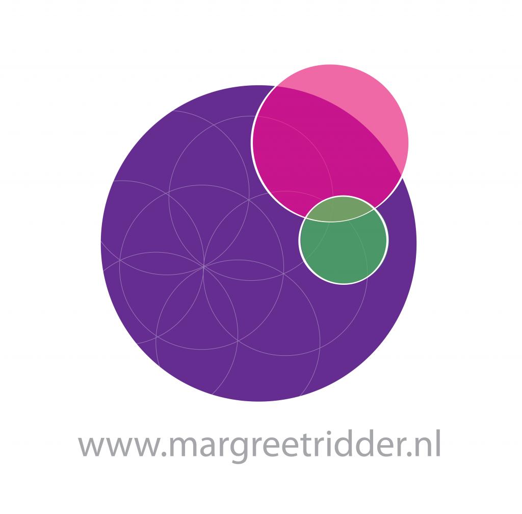 Logo | Margreet Ridder